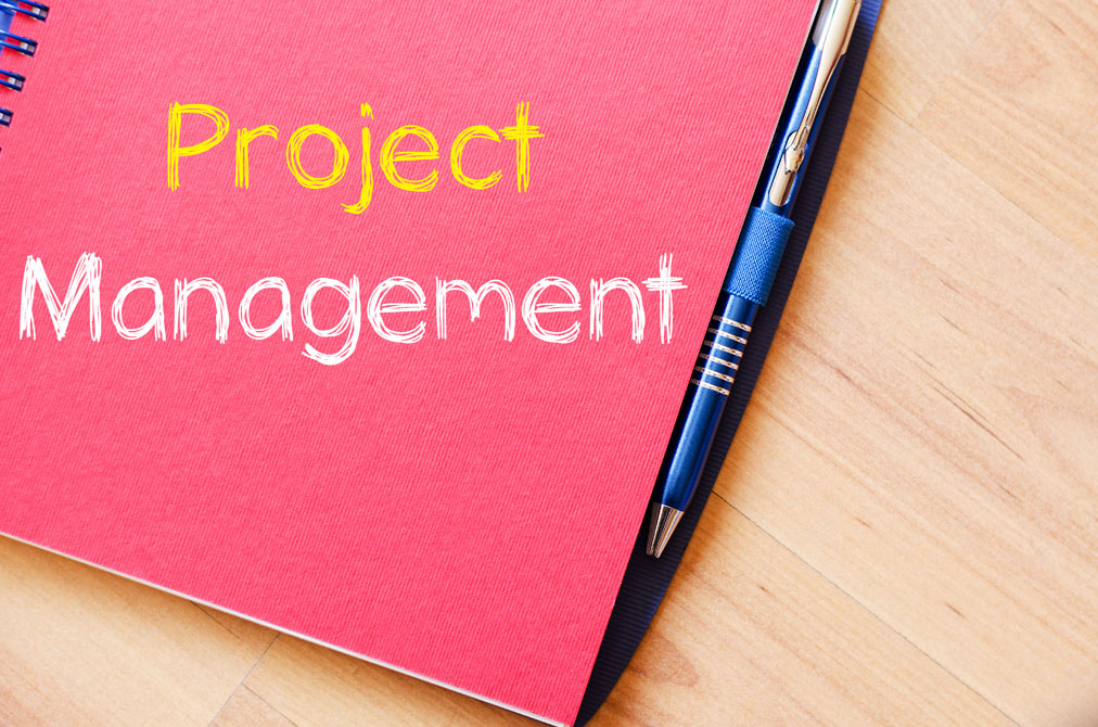 bigstock-Project-Management-Write-On-No-107090381